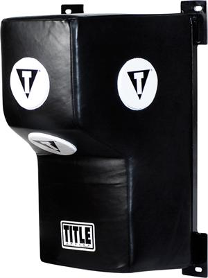 Title Wall Mount Heavy Bag